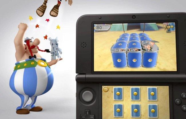 Astérix et le Domaine des dieux 3DS Game Trailer by TAKEOFF Creative