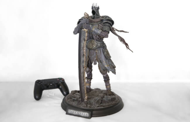 Creation of the Prestige edition and the Lord Cinder Statue - création de l'édition Prestige