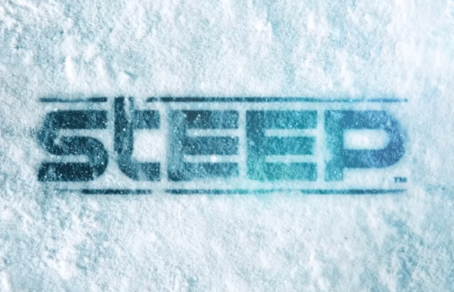 STEEP tournage de bande annonce