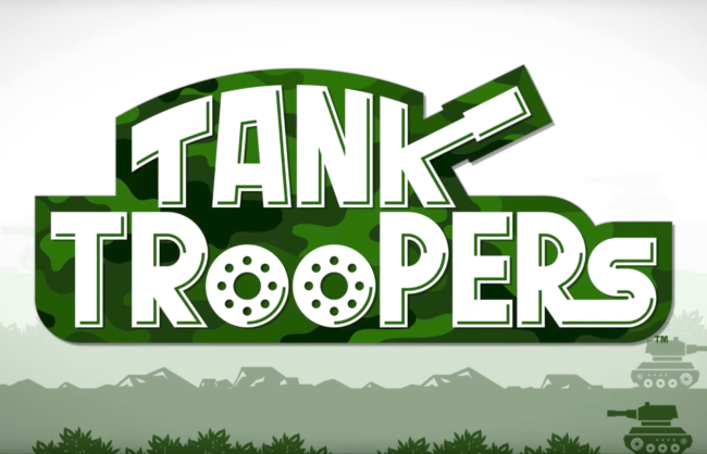 bande annonce et localisation du jeu Tank Troopers trailer & localizations