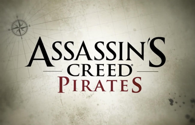 bande d'annonce pour jeu mobile - mobile game trailer for Assassin's Creed Pirates