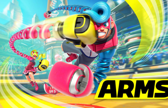 localisation Arms - Nintendo Switch localization