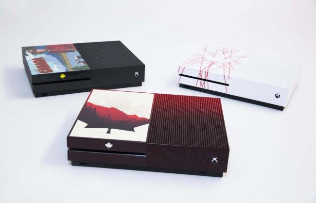custom Xbox One S - Xbox One S personnalisées