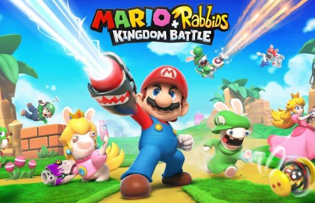 Tournage - Shooting - Mario + Rabbids Kingdom Battle