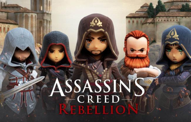 Teaser du jeu mobile Assassin's Creed Rebellion Mobile game teaser